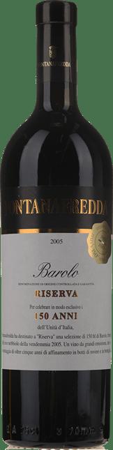 FONTANAFREDDA Riserva 150 Anni dell'Unita d'Italia, Barolo DOCG 2005