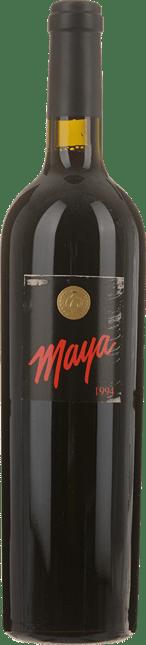 DALLA VALLE VINEYARDS Maya Cabernet Cabernet Franc, Napa Valley 1994