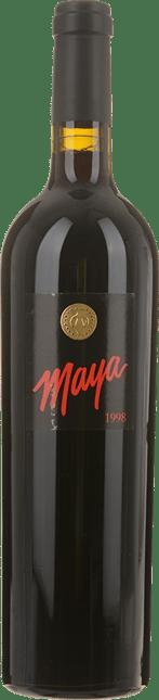 DALLA VALLE VINEYARDS Maya Cabernet Cabernet Franc, Napa Valley 1998
