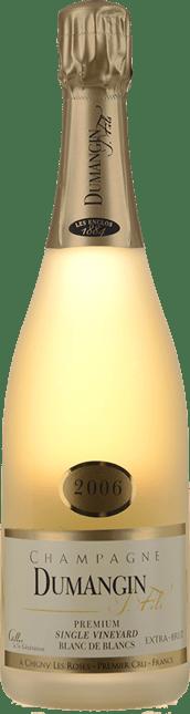 DUMANGIN Premium Single Vineyard Premier Cru, Champagne 2006