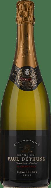PAUL DETHUNE Ambonnay Blanc De Noirs Grand Cru, Champagne NV