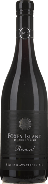 FOXES ISLAND Renard Pinot Noir, Marlborough 2010