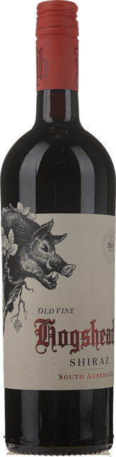 FOURTH WAVE WINE PARTNERS Old Vine Hogshead Shiraz, South Australia 2014