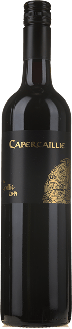 CAPERCAILLIE The Ghillie Shiraz, Hunter Valley 2014