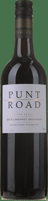 PUNT ROAD Coldstream Vineyards Cabernet, Yarra Valley 2013