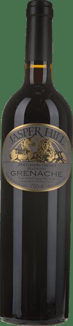 JASPER HILL Cornella Vineyard Grenache, Heathcote 2004