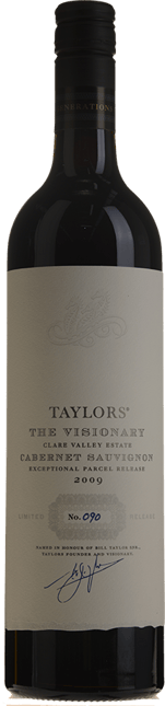 TAYLORS WINES The Visionary Cabernet, Clare Valley 2009