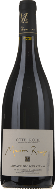 DOMAINE GEORGES VERNAY Maison Rouge, Cote-Rotie 2012
