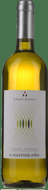 K. MARTINI AND SOHN Sauvignon Blanc, Sudtirol 2016