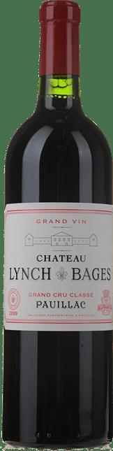 CHATEAU LYNCH-BAGES 5me cru classe, Pauillac 2009