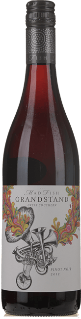 MADFISH Grandstand Pinot Noir, Great Southern 2012
