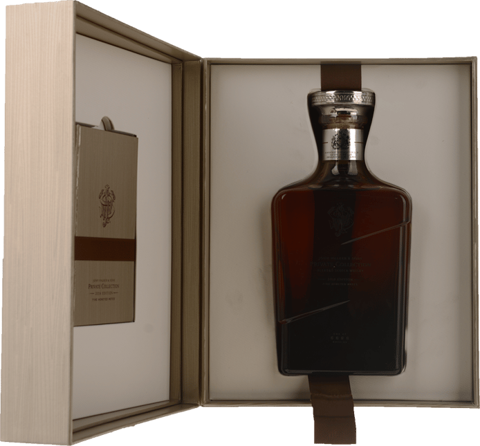 JOHNNIE WALKER Private Collection 2016 Edition 43% ABV, Scotland NV
