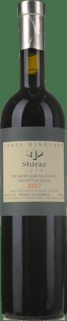 CHRIS RINGLAND Dry Grown Barossa Ranges Shiraz, Barossa 1999