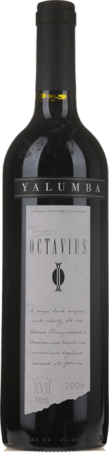 YALUMBA The Octavius Old Vine Shiraz, Barossa 2006