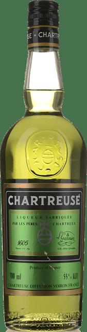 CHARTREUSE Green Liqueur 55% ABV, France NV