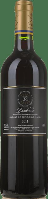 DOMAINES BARONS DE ROTHSCHILD Black Label, Bordeaux 2011