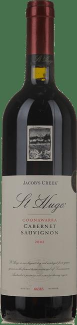 JACOB'S CREEK St. Hugo Cabernet Sauvignon (2002 to 2011), Coonawarra 2002