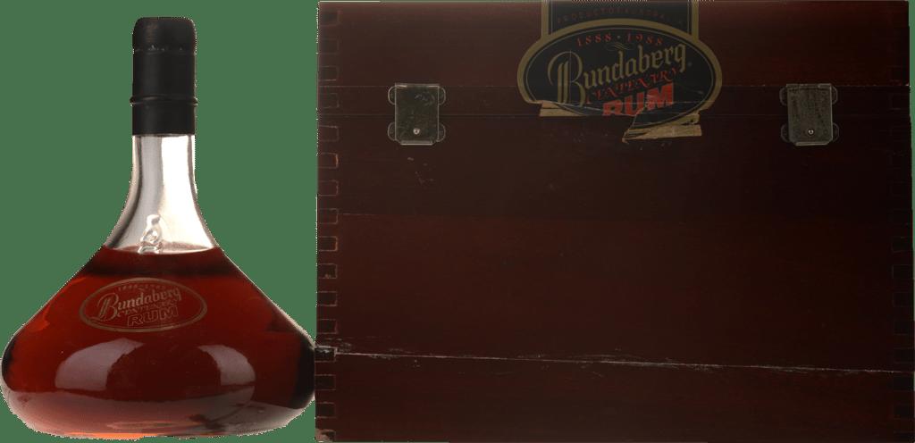 BUNDABERG Centenary Rum, Bundaberg NV