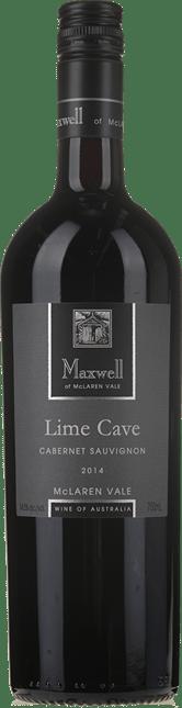 MAXWELL Lime Cave Cabernet Sauvignon, McLaren Vale 2014