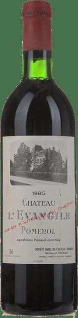 CHATEAU L'EVANGILE, Pomerol 1985