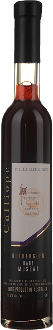 R.L. BULLER & SONS Calliope Rare Muscat, Rutherglen NV