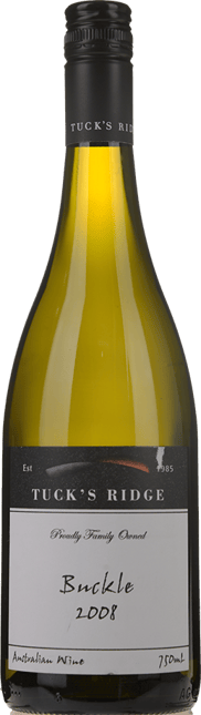 TUCK'S RIDGE Buckle Vineyard Chardonnay, Mornington Peninsula 2008