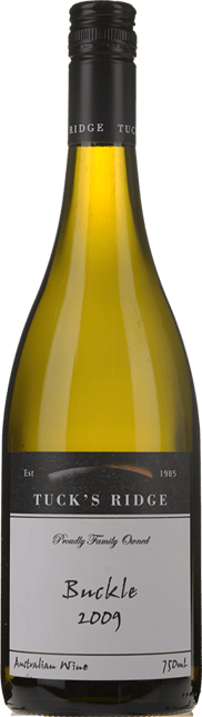 TUCK'S RIDGE Buckle Vineyard Chardonnay, Mornington Peninsula 2009