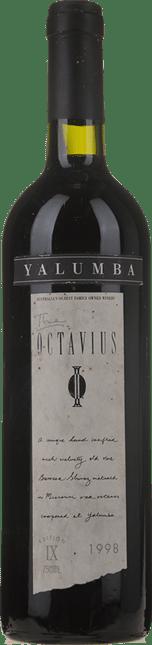 YALUMBA The Octavius Old Vine Shiraz, Barossa 1998