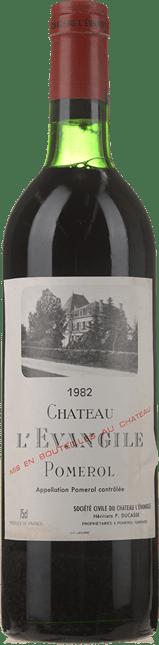 CHATEAU L'EVANGILE, Pomerol 1982