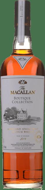 MACALLAN The Macallan Boutique Collection 2016 Release 57% ABV, The Highlands, Scotland NV