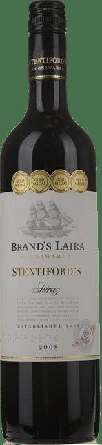 BRAND'S LAIRA Stentiford's Old Vines Shiraz, Coonawarra 2008