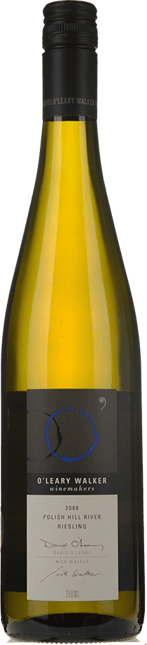 O'LEARY WALKER Polish Hill Riesling, Clare Valley 2008