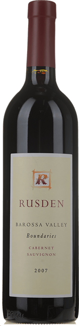 RUSDEN Boundaries Cabernet Sauvignon, Barossa Valley 2007