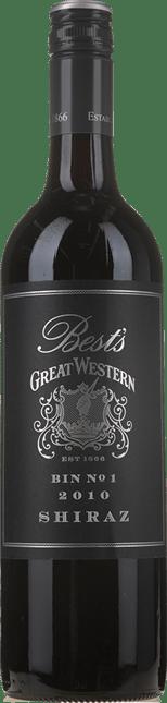 BEST'S WINES Bin 1 Great Western Shiraz, Grampians 2010