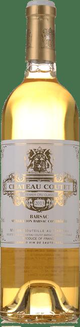 CHATEAU COUTET 1er cru classe, Sauternes-Barsac 2013