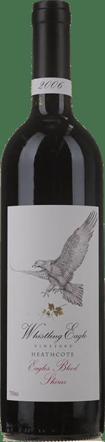 WHISTLING EAGLE Eagles Blood Shiraz, Heathcote 2006