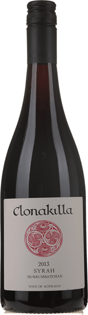 CLONAKILLA Murrumbateman Syrah, Canberra District 2013