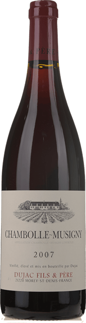 DUJAC FILS & PERE , Chambolle-Musigny 2007