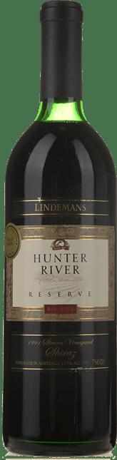 LINDEMANS Bin 8225 Steven Vineyard Reserve Shiraz, Hunter Valley 1991