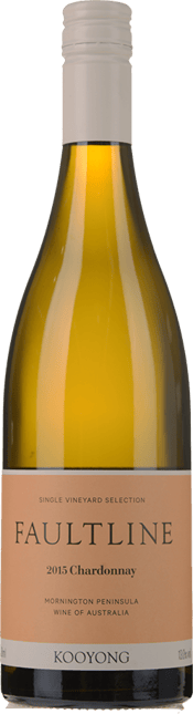 KOOYONG WINES Faultline Vineyard Chardonnay, Mornington Peninsula 2015