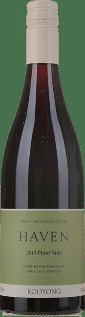 KOOYONG WINES Haven Pinot Noir, Mornington Peninsula 2015