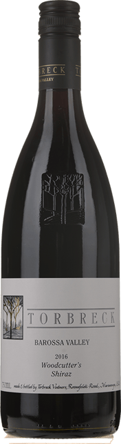 TORBRECK Woodcutters Shiraz, Barossa Valley 2016
