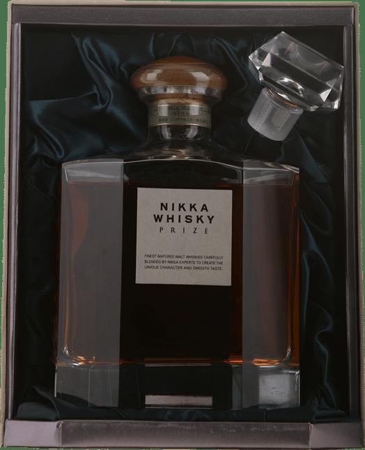 NIKKA Old Whisky Prize Final Version, Japan NV