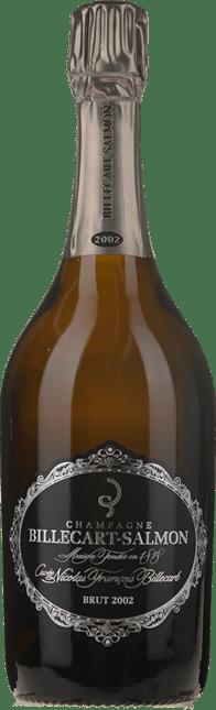 BILLECART-SALMON Cuvee Nicolas Francois Billecart Brut, Champagne 2002