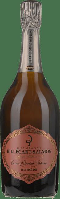 BILLECART-SALMON Cuvee Elisabeth Salmon Brut Rose, Champagne 2006