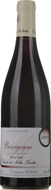 PHILIPPE COLLOTTE, Bourgogne rouge, Cuvee Noble Souche 2015