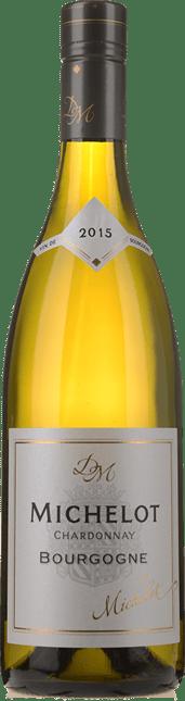 DOMAINE MICHELOT, Bourgogne Blanc 2015