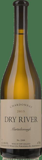 DRY RIVER Chardonnay, Martinborough 2015