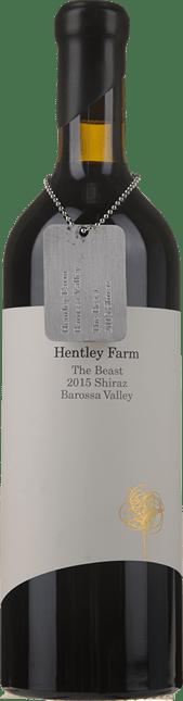 HENTLEY FARM The Beast Shiraz, Barossa Valley 2015