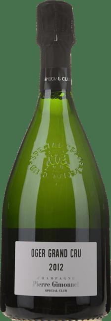 PIERRE GIMONNET & FILS, Oger Grand Cru Blanc de Blancs, Champagne 2012